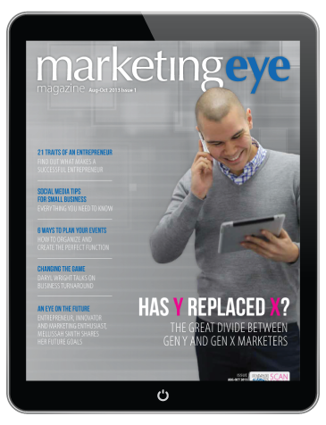 Marketing Eye Magazine Edition 1