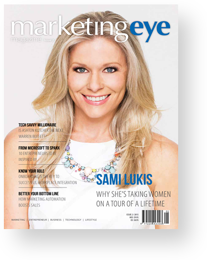 Marketing Eye Magazine Edition 2