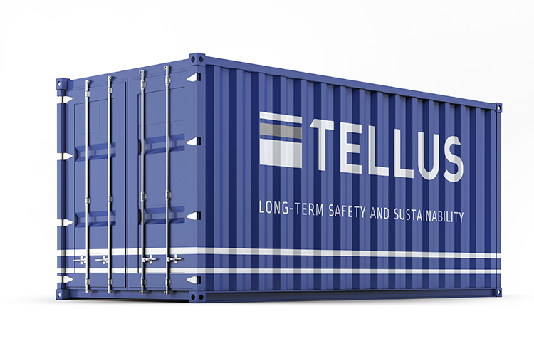 tellus shippingcontainer
