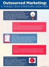 Outsourced Marketing: 5 Things Tech Startups Look For [Infographic]
