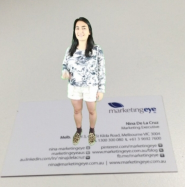 Want your Business Card to Come Alive? Augmented Reality Marketing has Finally Hit the Market