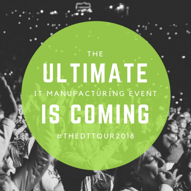 The Ultimate IT Event Is Heading to Atlanta