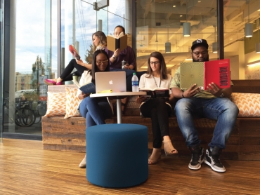 A Team That Reads Together, Learns Together : Culture