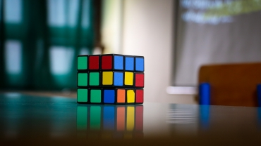 Starting a Business is Like Solving a Rubik's Cube: The Best Way to Solve It