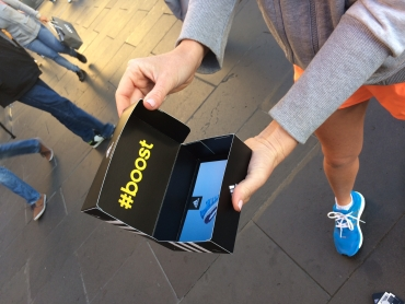 #Boost Adidas Experiential Marketing Campaign A Winner