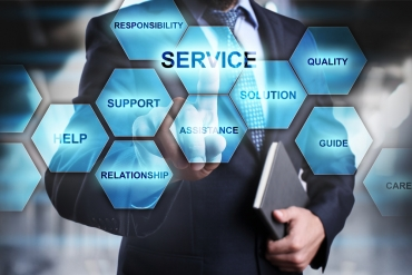 Solutions Versus Services