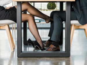 How to manage the 'office affair'