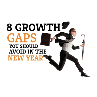 8 Growth Gaps to Avoid in the New Year