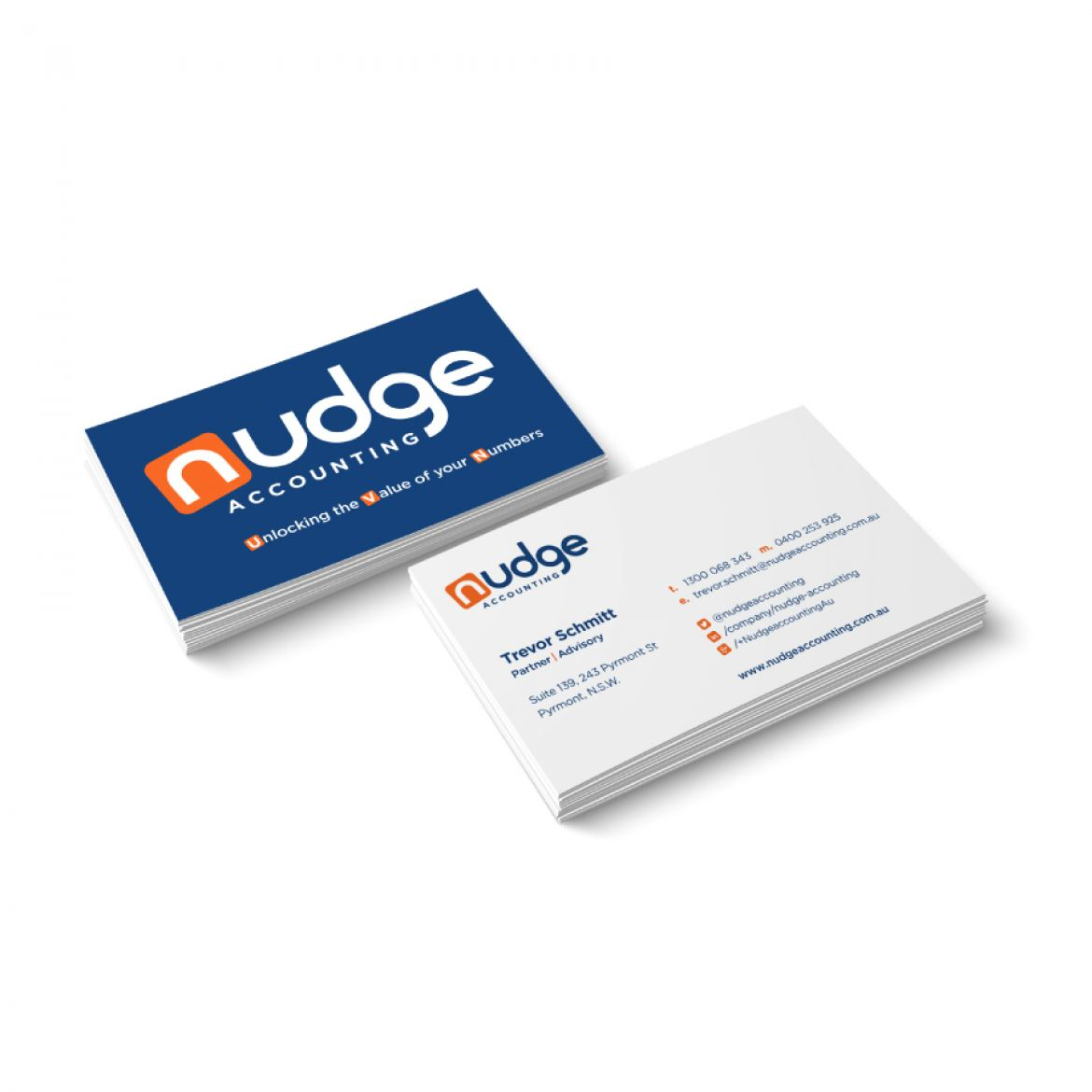 Nudge Accounting - Professional Services - Accounting