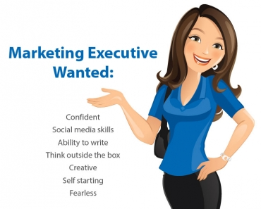 The New Marketing Executive - What that really looks like