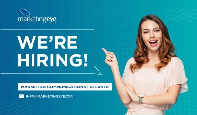 Marketing Communications Manager roles in Atlanta