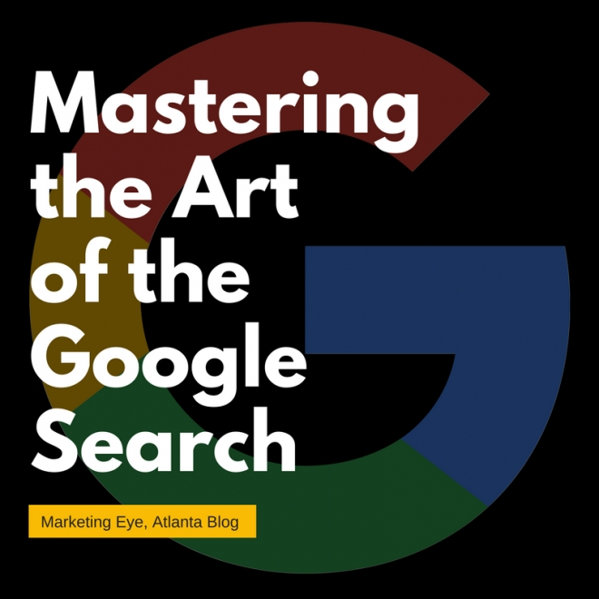 Mastering the Art of the Google Search