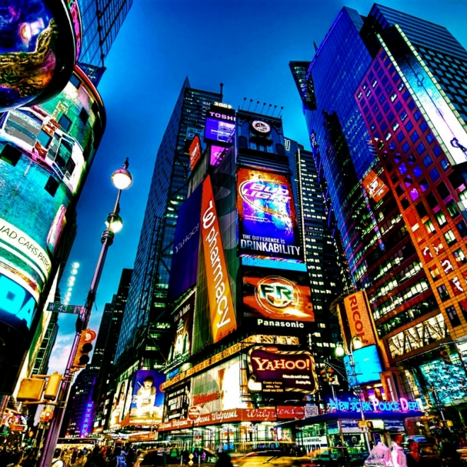 New York is Marketing Eye's Focus for 2016/17