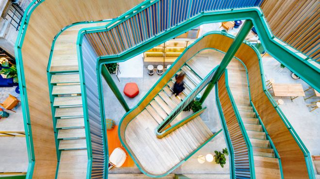 WeWork Office Design